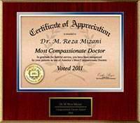 Mizani-2011-Compassionate-Doctor